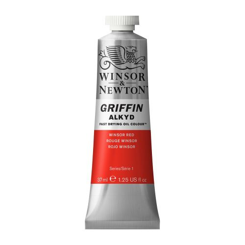 GRIFFIN ALKYD ROUGE WINSOR S1