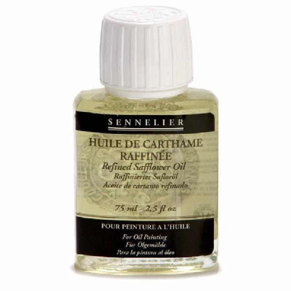 huile de carthame raffinée Sennelier