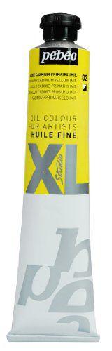 HUILE F XL 200ML jAUNE CADMIUM PRIMAIRE