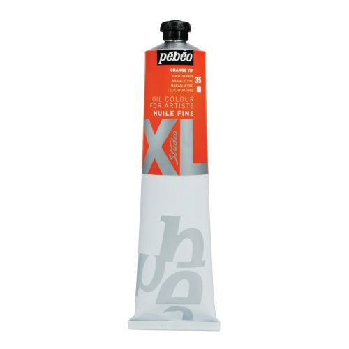 HUILE FINE XL 80ML ORANGE VIF