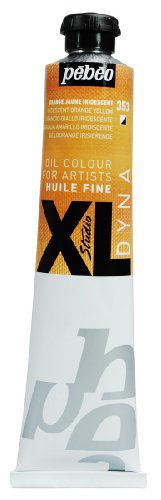 HUILE FINE XL T80ML DYNA ORANGE JAUNE