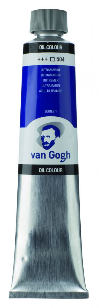 HUILE VAN GOGH 200ML OUTREMER
