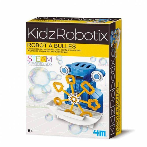 KIT KIDZROBOTIX ROBOT A BULLES