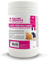 LATEX PREVULCANISE 1L