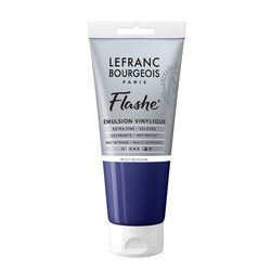 LB FLASHE ACRYLIQUE 80ML TUBE BLEU HOGGAR