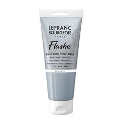 LB FLASHE ACRYLIQUE 80ML TUBE GRIS GALET