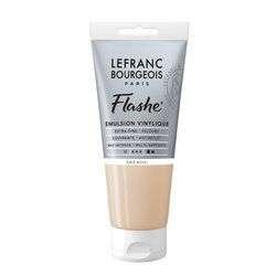 LB FLASHE ACRYLIQUE 80ML TUBE GRIS ROSE