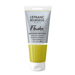 LB FLASHE ACRYLIQUE 80ML TUBE STIL DE GRAIN IRIDESCENT