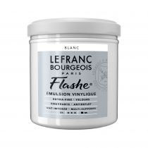 LB FLASHE VINYLIQUE 125ML POT BLANC