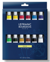 Lefranc Bourgeois Huile Fine 40ml