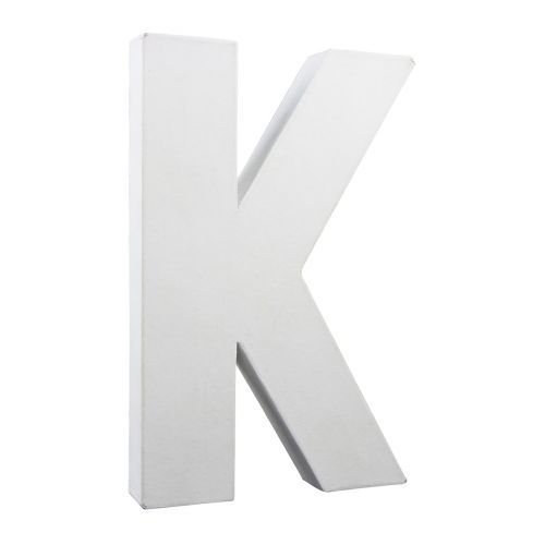 LETTRE K 20.5CM