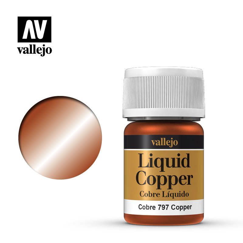 LIQUID COPPER 797 COPPER 35ML (ALCOHOL BASED)