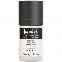 LIQUITEX ACRYLIC GOUACHE 59ML BLANC DE TITANE S1