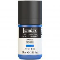 LIQUITEX ACRYLIC GOUACHE 59ML BLEU PRIMAIRE S1
