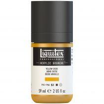 LIQUITEX ACRYLIC GOUACHE 59ML JAUNE OXYDE S1
