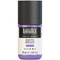 LIQUITEX ACRYLIC GOUACHE 59ML POURPRE BRILLANT S1