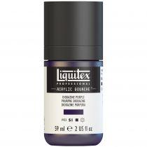 LIQUITEX ACRYLIC GOUACHE 59ML POURPRE S1