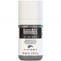 LIQUITEX SOFT BODY ACRYLIC 59ML ARGENT RICHE