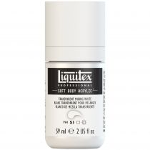 LIQUITEX SOFT BODY ACRYLIC 59ML BLANC POUR MELANGE
