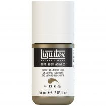 LIQUITEX SOFT BODY ACRYLIC 59ML OR ANTIQUE