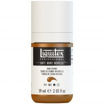 LIQUITEX SOFT BODY ACRYLIC 59ML TERRE SIENNE NATUREL