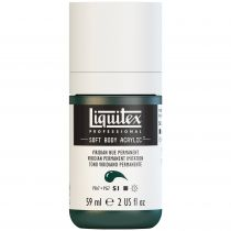 LIQUITEX SOFT BODY ACRYLIC 59ML VERT EMERAUDE IMITATION
