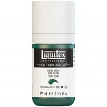 LIQUITEX SOFT BODY ACRYLIC 59ML VERT FEUTRÉ S3