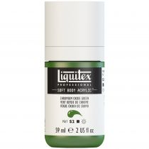 LIQUITEX SOFT BODY ACRYLIC 59ML VERT OXYDE CHROME