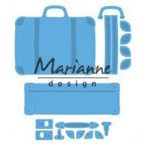 MARIANNE DESIGN  CREATABLES SUITCASE janv19