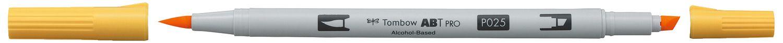 MARQUEUR A ALCOOL ABT PRO LIGHT ORANGE 025