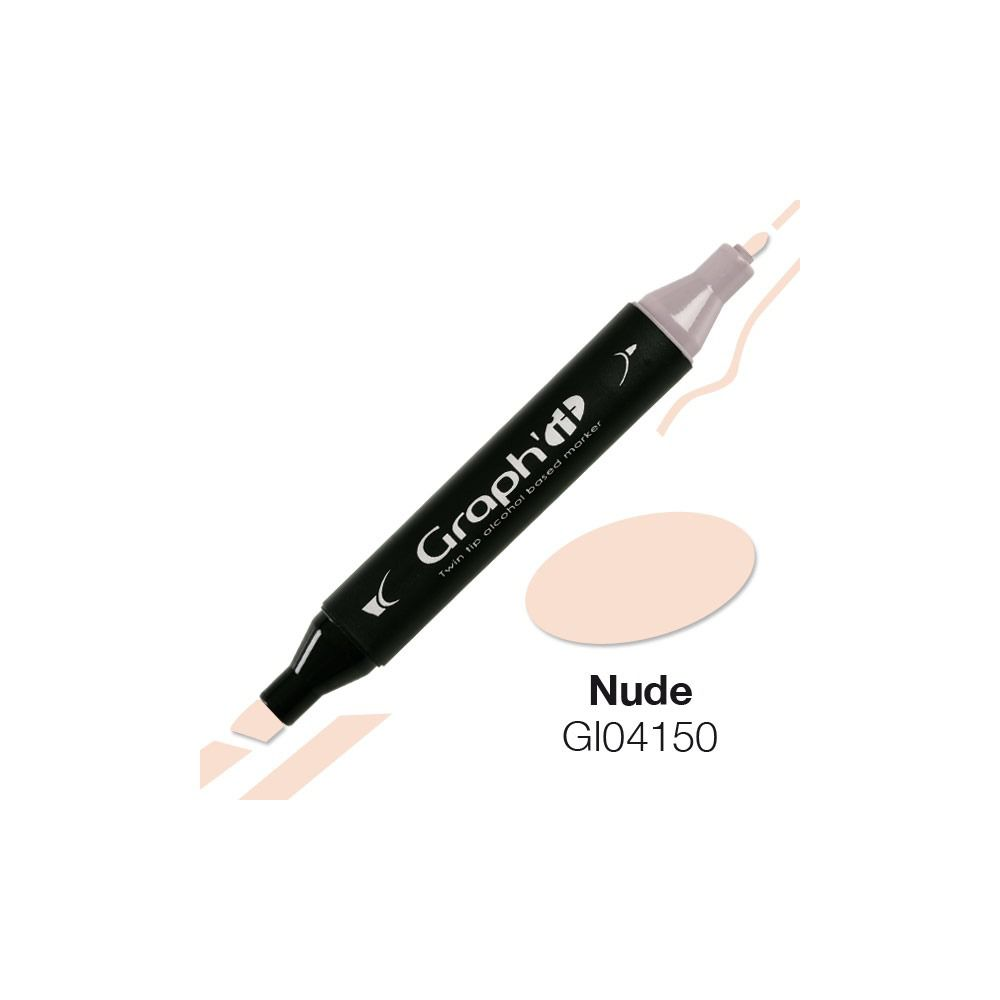 MARQUEUR GRAPH\'IT NUDE 4150