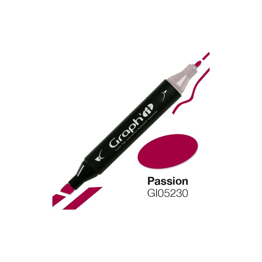 MARQUEUR GRAPH\'IT PASSION 5230