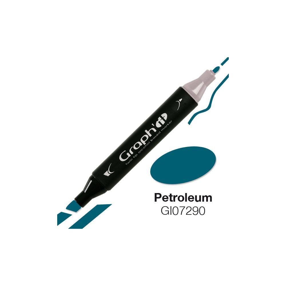 MARQUEUR GRAPH\'IT PETROLEUM 7290