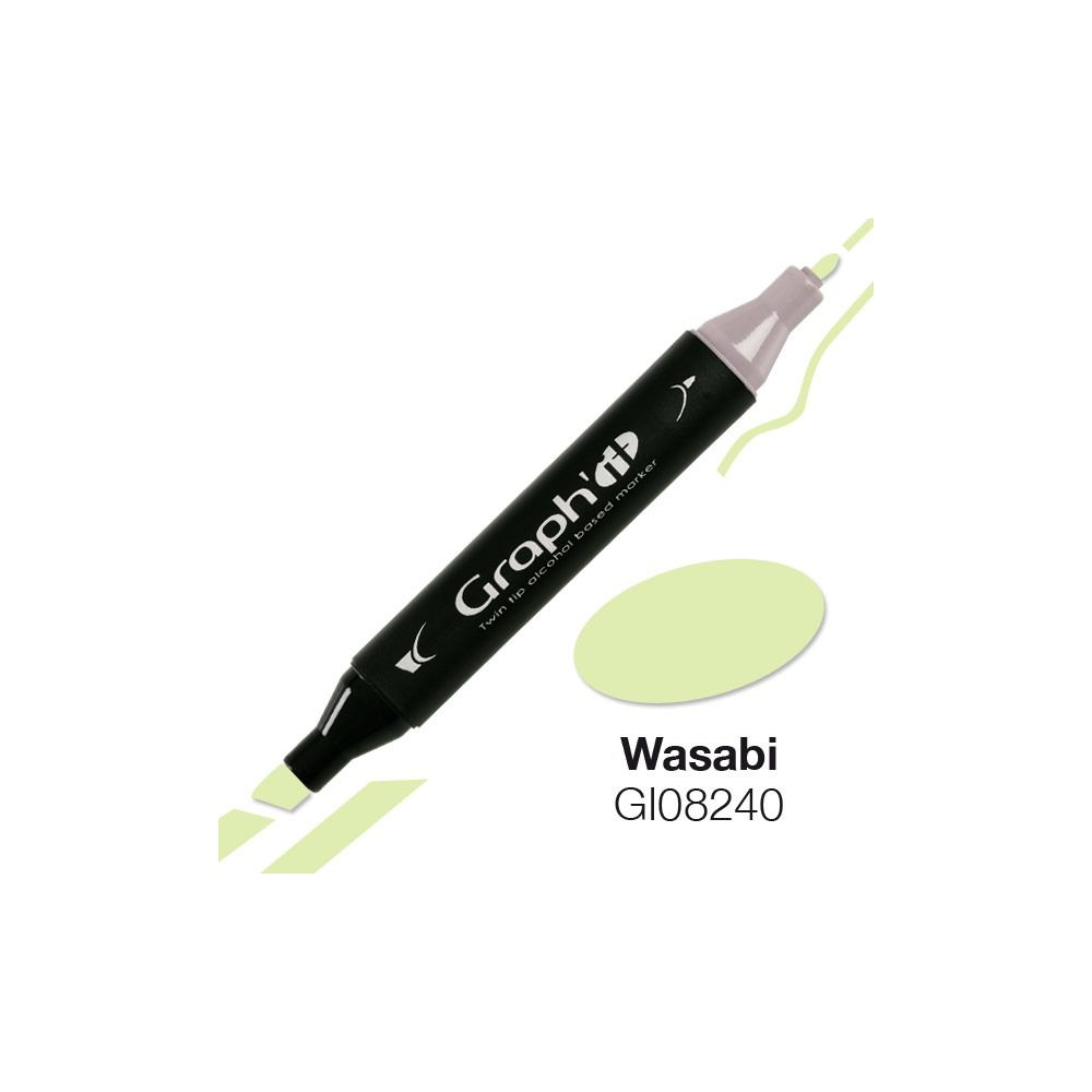 MARQUEUR GRAPH\'IT WASABI 8240