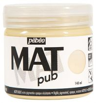 MAT PUB 140ML IVOIR BEIGE