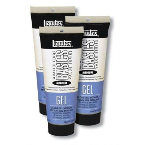 MEDIUM BASIC GEL BRILLANT 200ML