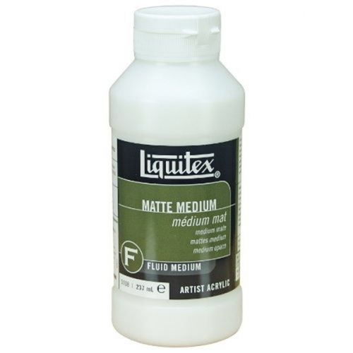MEDIUM LIQUITEX MAT 237ML