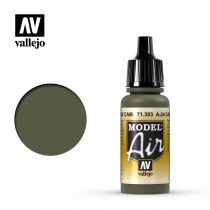 MODEL AIR A-24M CAMOUFLAGE GREEN 17ML