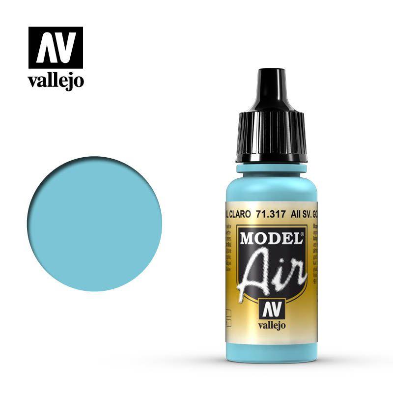 MODEL AIR AII SV GOL LIGHT BLUE 17ML