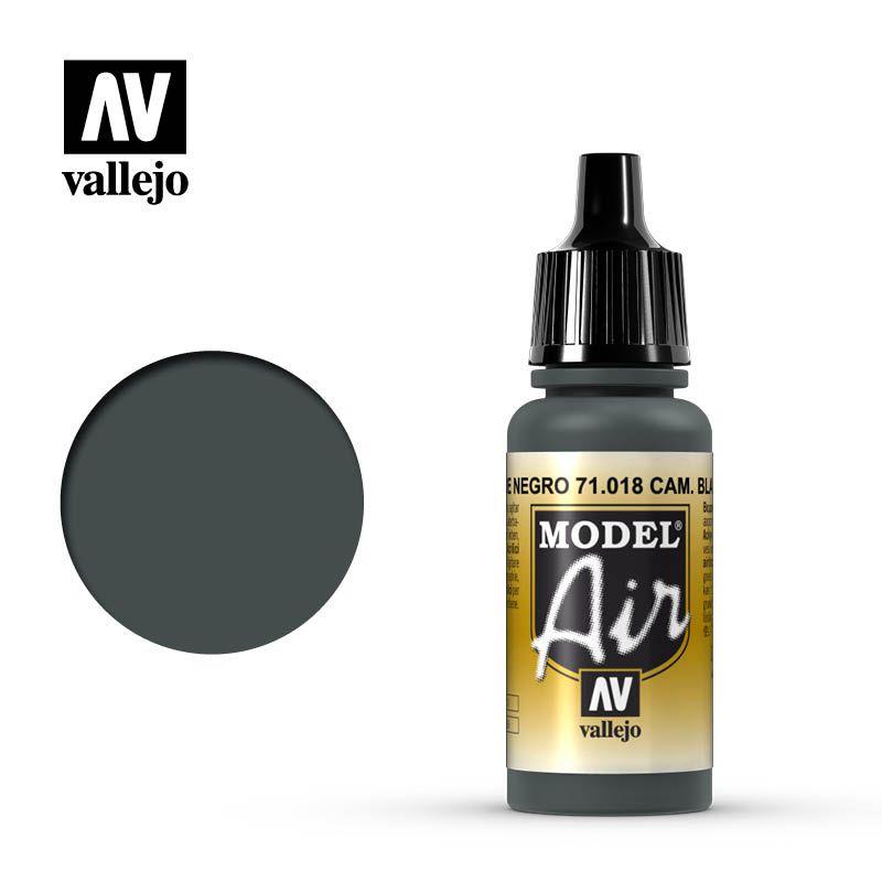 MODEL AIR BLACK GREEN 17ML