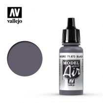 MODEL AIR BLACK METALLIC 17ML