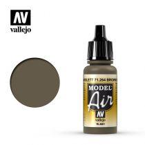MODEL AIR BROWN VIOLET RLM81 17ML