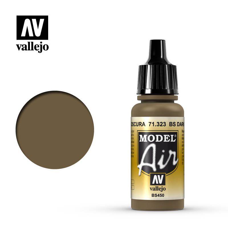 MODEL AIR BS DARK GREEN 17ML