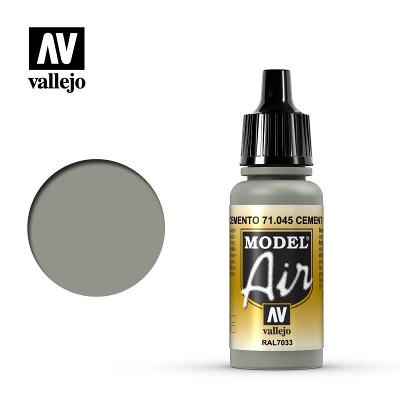 MODEL AIR CEMENT GREY 17ML