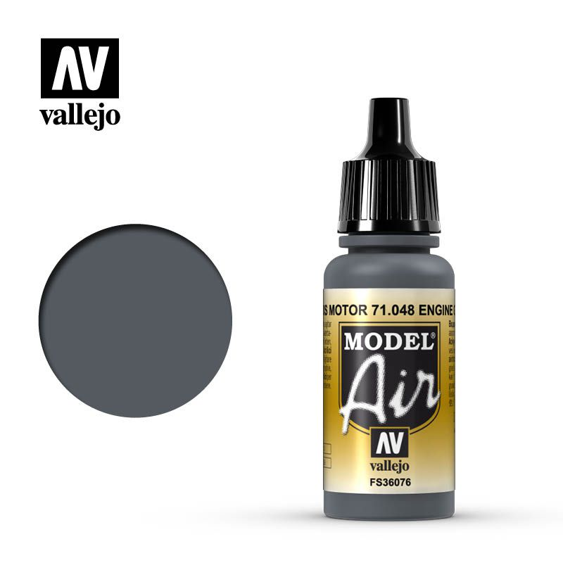 MODEL AIR ENGINE GRAY 17ML