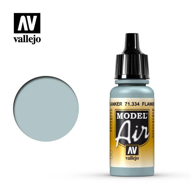MODEL AIR FLANKER LIGHT BLUE 17ML