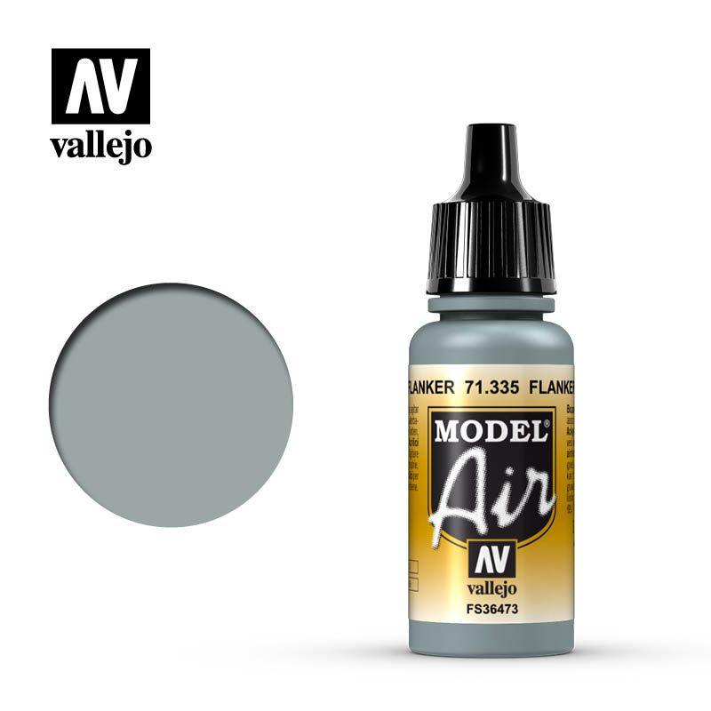 MODEL AIR FLANKER LIGHT GREY 17ML