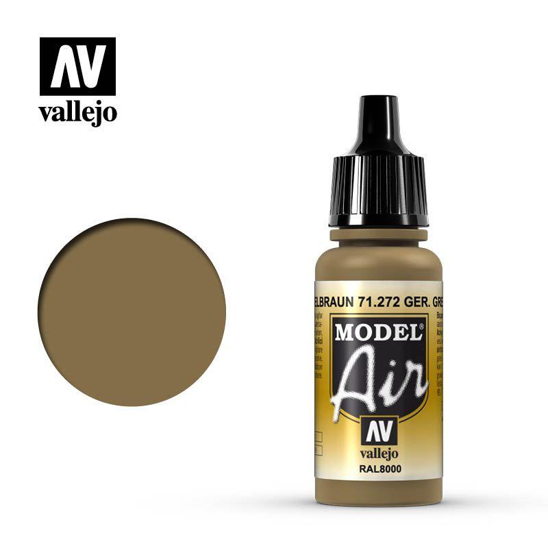 MODEL AIR GERMAN YELLOW BROWN 17ML