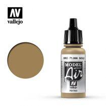 MODEL AIR GOLD METALLIC 17ML