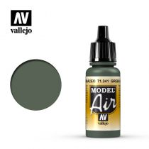 MODEL AIR GREEN GREY 17ML